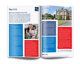 Bath Spa University case study