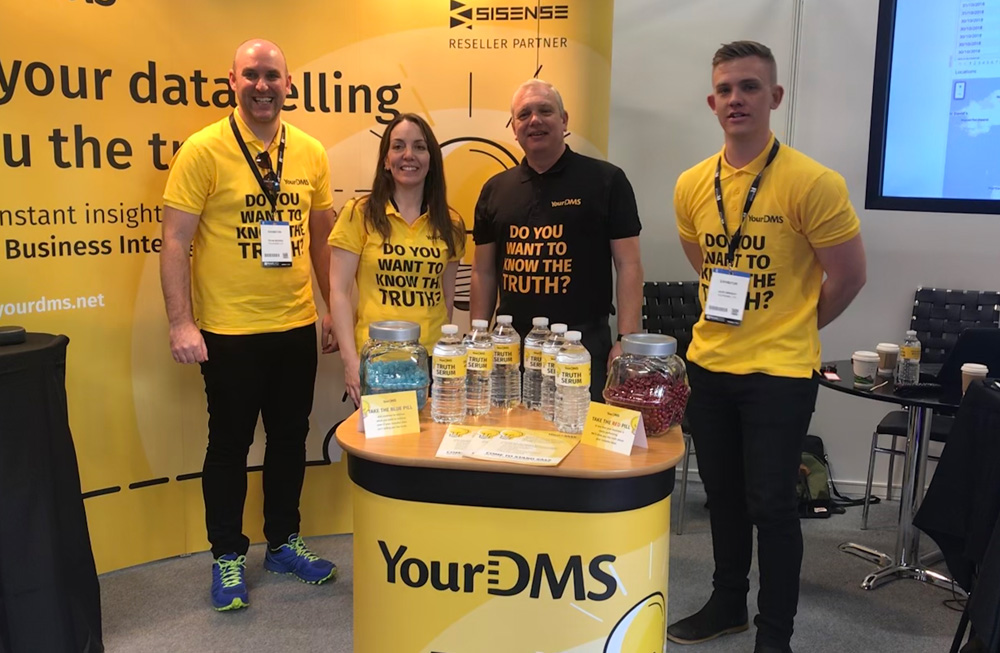 YourDMS dazzle at the RetailEXPO